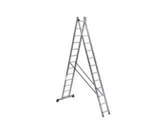 «На Высоте» 2х13 Двухсекционная лестница МХ-6...