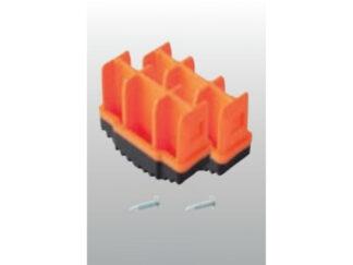 «KRAUSE» 64х25 Опорные заглушки боковины (пар...
