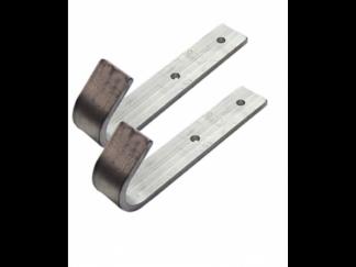 «KRAUSE» Крюки навесные (пара) 122308