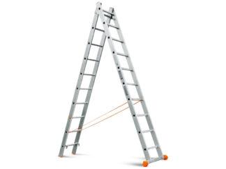«Эйфель» Классик 2х10 Двухсекционная лестница