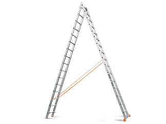 «Эйфель» Классик 2х16 Двухсекционная лестница