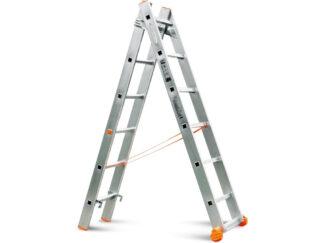 «Эйфель» Классик 2х6 Двухсекционная лестница