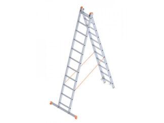 «SARAYLI» 2х11 Лестница двухсекционная алюмин...
