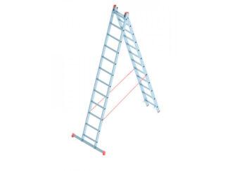 «SARAYLI» 2х12 Лестница двухсекционная алюмин...