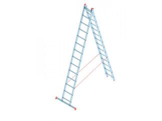 «SARAYLI» 2х13 Лестница двухсекционная алюмин...
