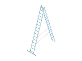 «SARAYLI» 2х16 Лестница двухсекционная алюмин...