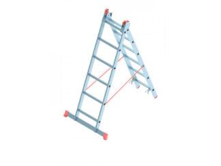 «SARAYLI » 2х6 Лестница двухсекционная алюмин...