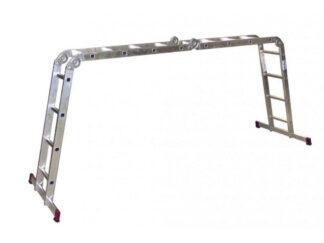 «Krause» Corda 4х4 Шарнирная лестница трансфо...