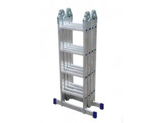 «На Высоте» 4х4 Лестница шарнирная алюминиева...