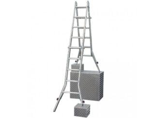 «Krause» Stabilo 4х4 Шарнирная лестница телес...