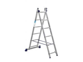 «На Высоте» 2х6 Двухсекционная лестница МХ-62...
