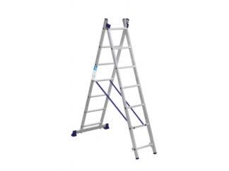 «На Высоте» 2х7 Двухсекционная лестница МХ-62...