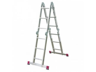 «Krause» Corda 4х3 Шарнирная лестница трансфо...