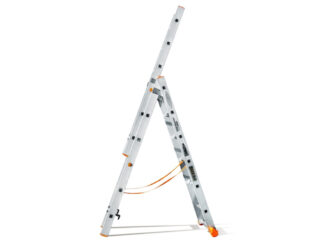 «Эйфель» Классик 3х6 Трехсекционная лестница