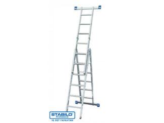 «Krause» Stabilo 2х3+2х6 Шарнирная лестница т...
