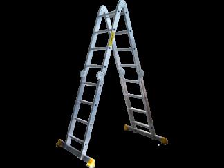 «Алюмет» 4х4 TW1 444 Шарнирная лестница транс...