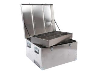 «Олимп» 650х400х600 Ящик для инструмента алюм...