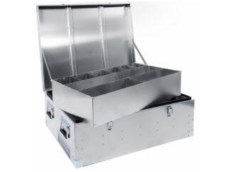 «Олимп» 750х550х240 Ящик для инструмента алюм...