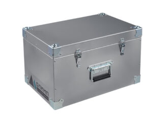 «Олимп» 480х300х300 Ящик-кейс алюминиевый