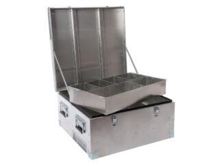 «Олимп» 550х550х240 Ящик для инструмента алюм...