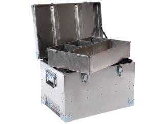«Олимп» 450х300х300 Ящик для инструмента алюм...