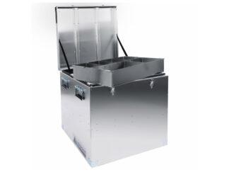 «Олимп» 550х550х550 Ящик для инструмента алюм...