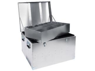 «Олимп» 750х550х400 Ящик для инструмента алюм...