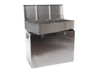 «Олимп» 750х400х590 Ящик для инструмента алюм...