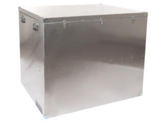 «Олимп» 850х450х800 Ящик алюминиевый