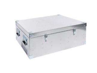 «Олимп» 750х550х240 Ящик алюминиевый