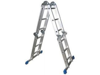 «LWI» 4х3 Лестница-трансформер И-743