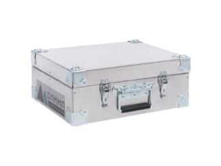«Олимп» 450х350х180 Ящик-кейс алюминиевый