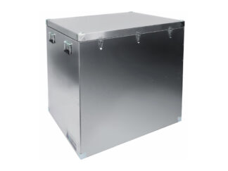 «Олимп» 850х800х800 Ящик алюминиевый