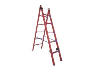 Лестница-стремянка ССД-У 2×5 универсальная ди...