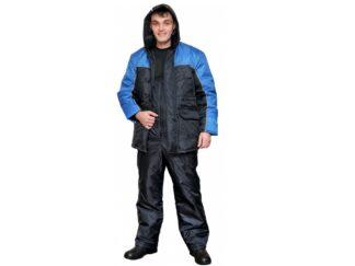 Костюм БАЛТИКА (куртка + п\к, цвет: т-синий+в...