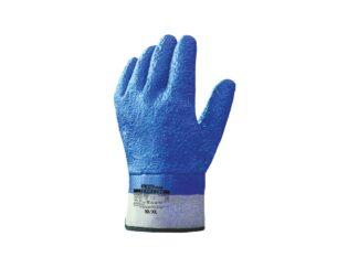 Перчатки для тяжелых работ с морозостойким по...